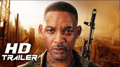 """Photo of I AM LEGEND 2 (2022) WILL SMITH – Teaser Trailer Concept """"Last Man on Earth"""""""