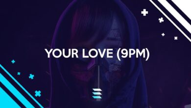 Photo of Dj Dark & Adrian Funk – Your Love (9PM)