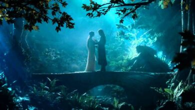 Photo of The Lord of the Rings • May It Be • Enya