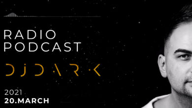 Photo of Dj Dark @ Radio Podcast (20 March 2021)