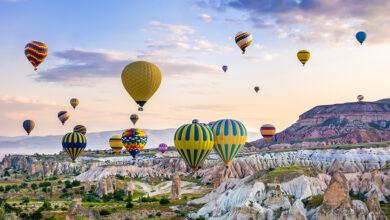 Photo of Vacanta in Cappadocia, 167 euro! (zbor si cazare 4 nopti)