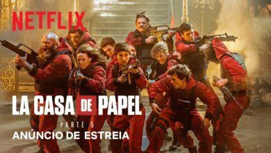 Photo of La Casa de Papel : Part. 5 Vol. 1 | Trailer oficial | Netflix