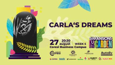 Photo of 27 august: Brasov: Concert Carla's Dreams