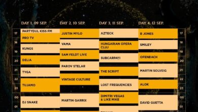 Photo of UNTOLD | 9-12 Septembrie – Lineup/ tickets